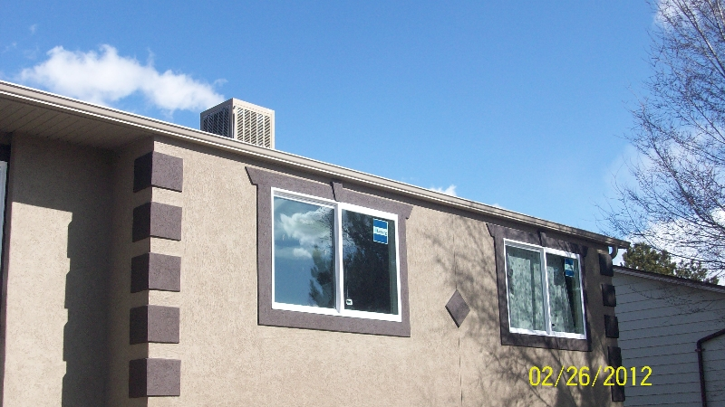 Salt Lake City gutter repair and installation project 7
